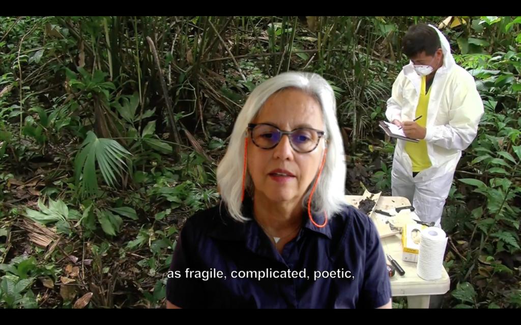 Ursula Biemann, Shift#4, technoökologische Zukünfte