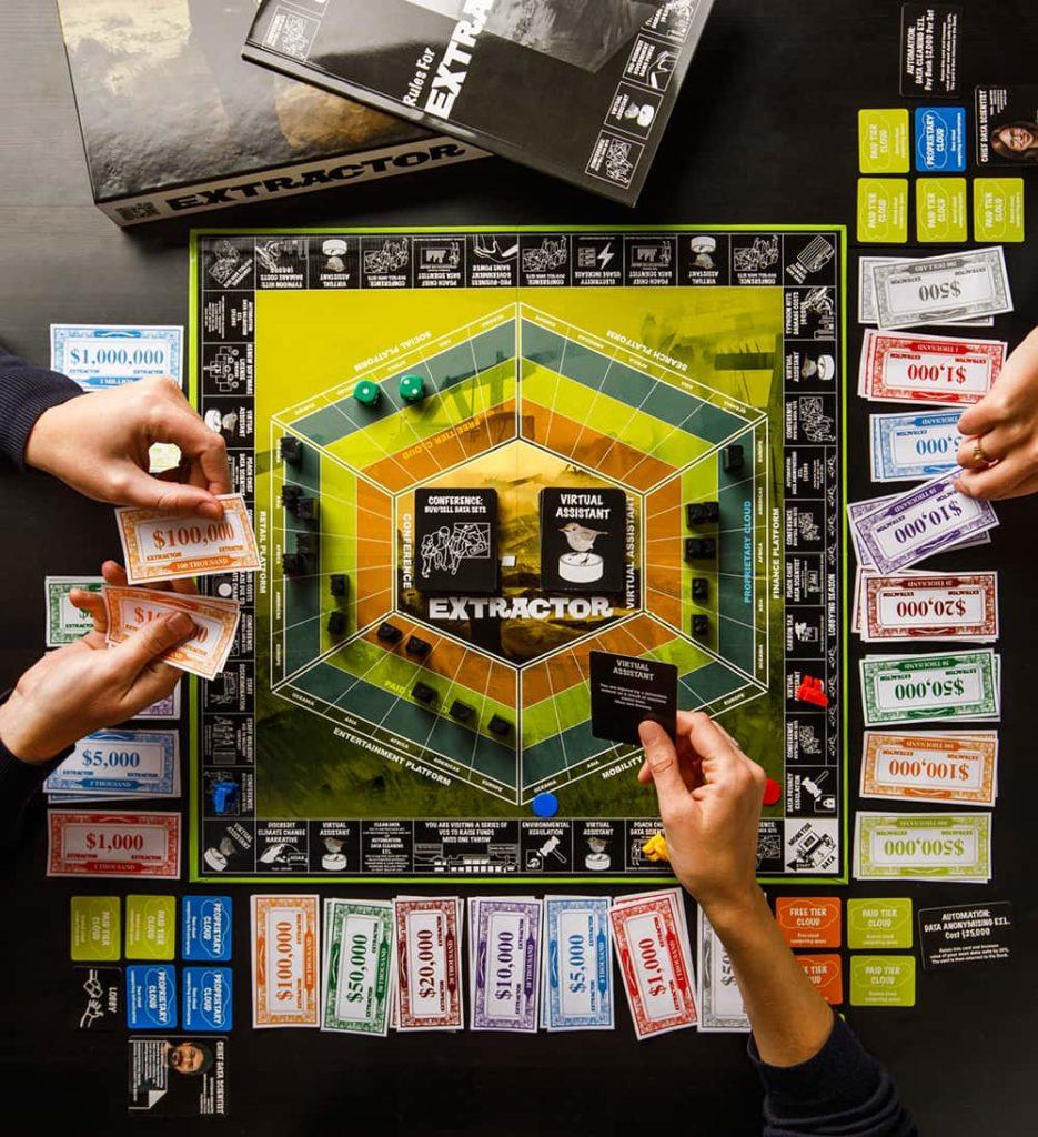 Kritische Monopoly Variante
