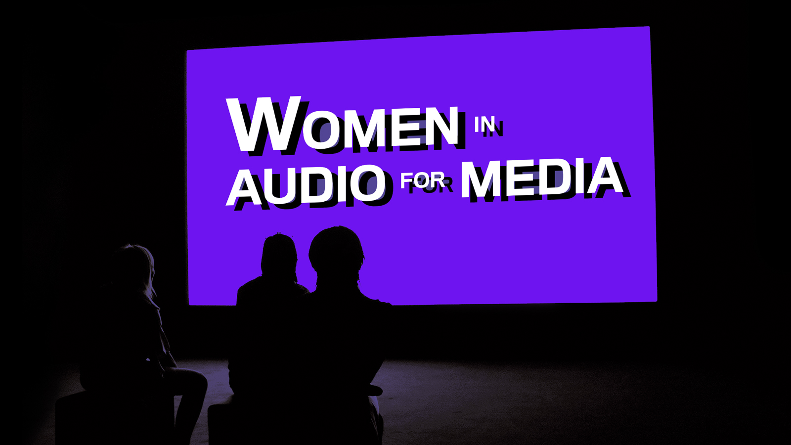 Women in Audio for Media